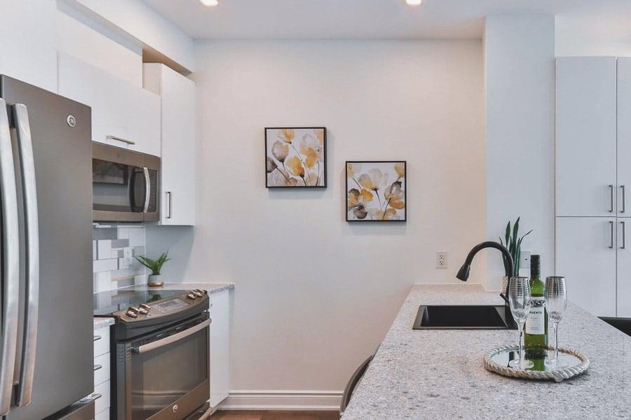 Ideas para decorar tu cocina con cuadros
