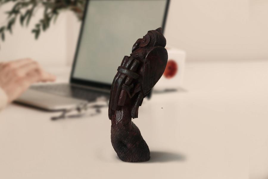 Esculturas para tu oficina en casa