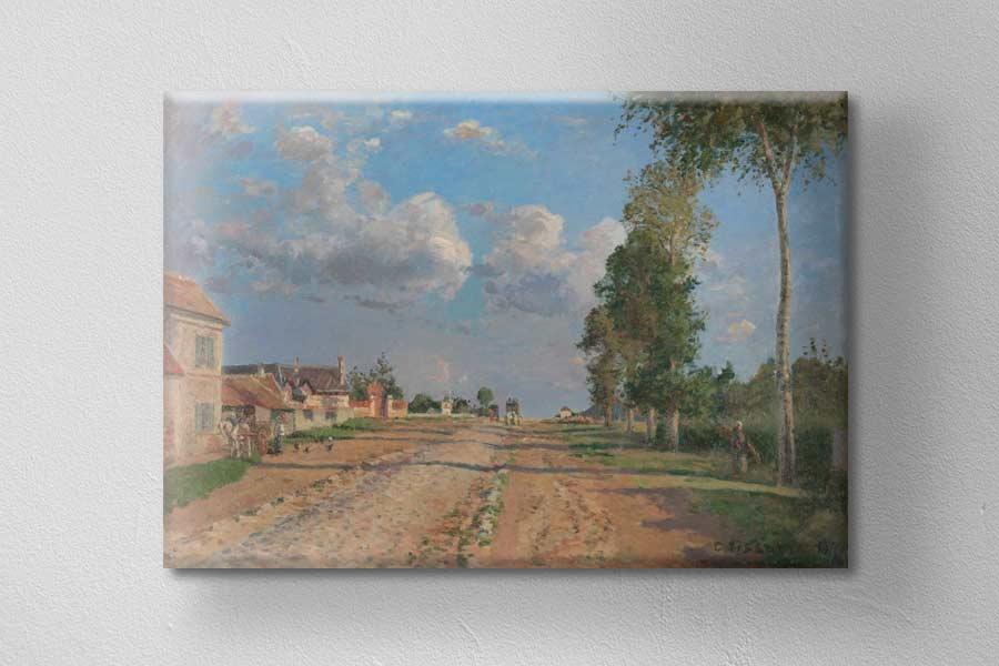 Pintura de Camille Pissarro