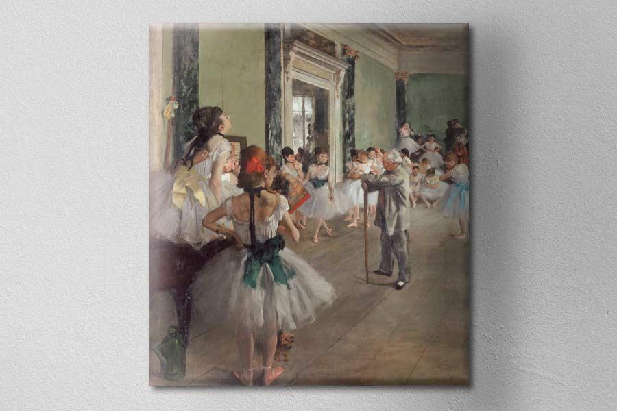 Obras del pintor Edgar Degas