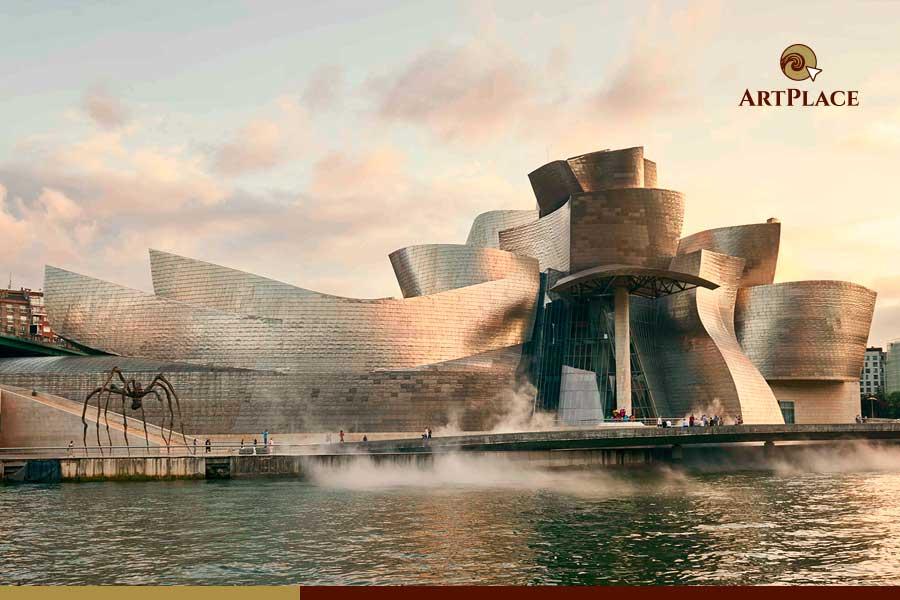 top 10 museos virtuales del mundo: Guggenheim, Bilbao