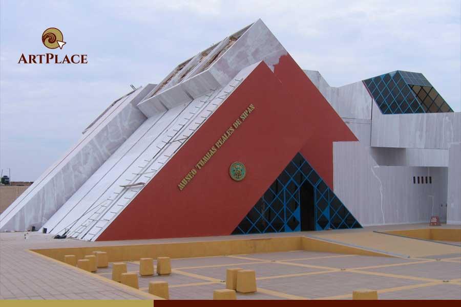 Museo Tumbas Reales de Sipán, Lambayeque