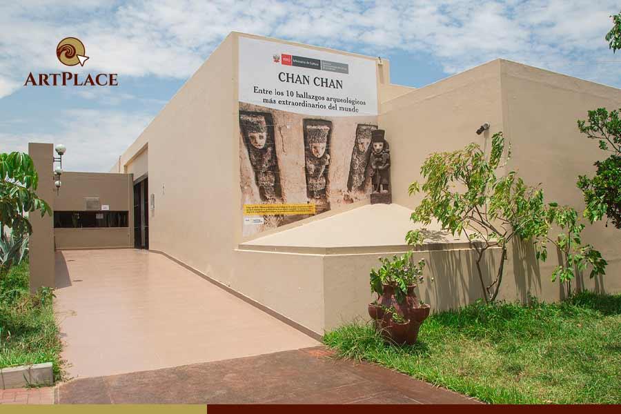 Museo de Sitio Chan Chan, La Libertad